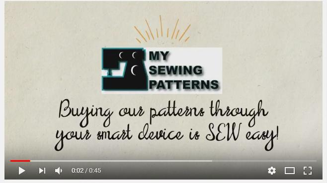 sewing patterns 1